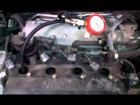 Nissan 2005 Reparando La Unidad De Control E C U Wil