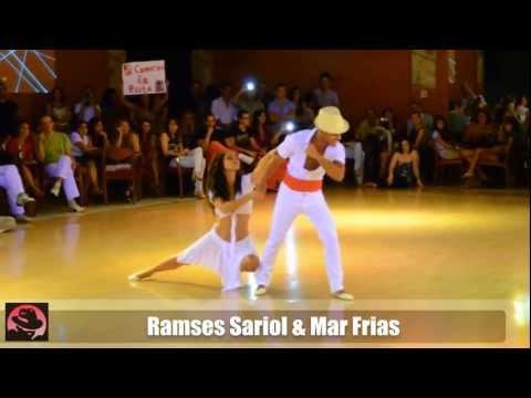 """Open""""Cubanamera"""" de Salsa Cubana en pareja 2011"""
