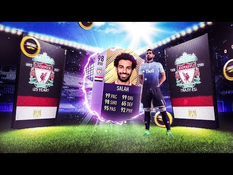 11 INFORMS IN A PACK! 98 POTY SALAH! FIFA 18