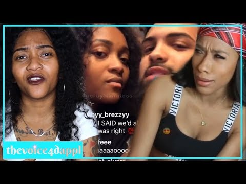"""Domo Wilson MAD after Jayla Exposed """"The Truth """" about Lou Valentino"""
