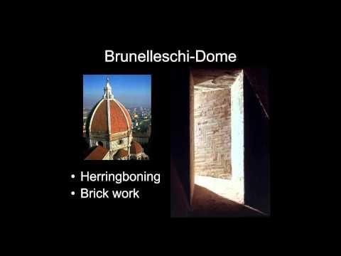 ARTH 2020/4037 Italian Renaissance Architecture: Brunelleschi