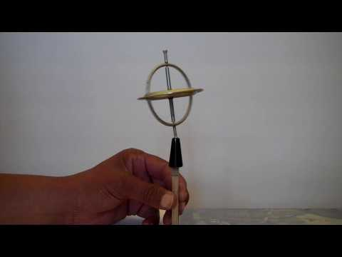 GYROSCOPES: How They Work To Tell if Earth is Flat or Ball Shaped. thumbnail