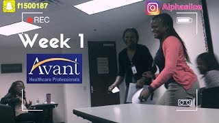 Week 1   Cultural Transition Program  Avant Healthcare Professionals