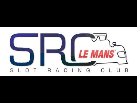 SLOT RACING 24H00 du MANS 2013  SRC le MANS  2ème Partie ( course )