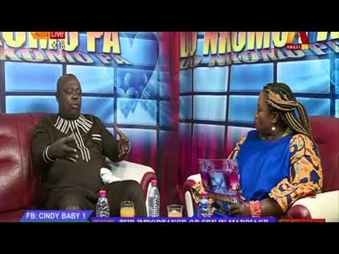 "Odo Nkomo Pa s02e01  ""Importance of Sex in Marriage"" 2017"