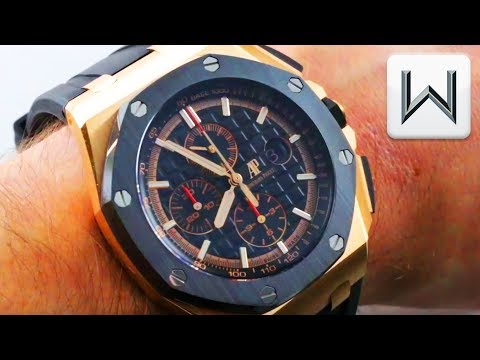 Audemars Piguet Royal Oak Offshore Chronograph 44mm (26401RO.OO.A002CA.02) Luxury Watch Review