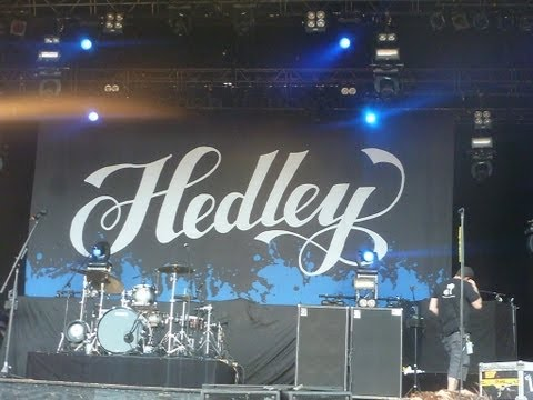 Hedley 17/08/2013 Chicoutimi Full Show