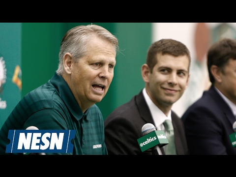 Danny Ainge: C's Won't Trade Assets For 'Rent-A-Player'