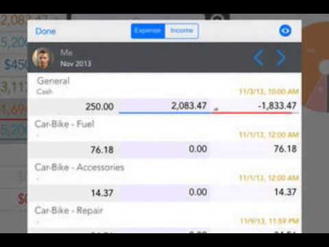 daily expenses pocket edition the best expense tracking app for