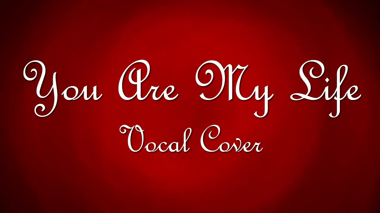 Michael Jackson | YOU ARE MY LIFE (Cover)