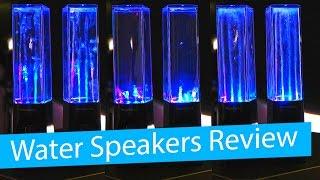 Water Speakers - SoundSoul Fountain Speaker Review