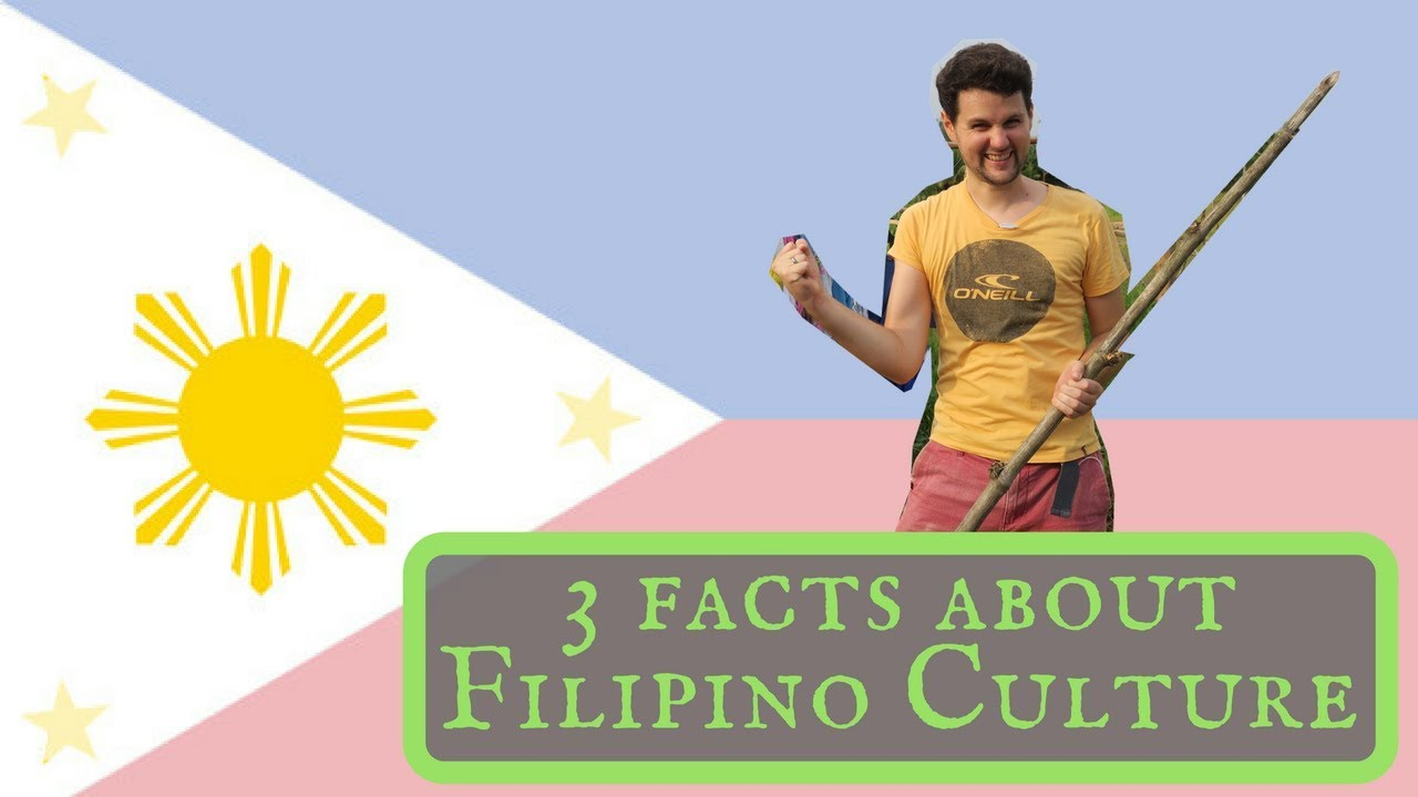 facts about filipino culture