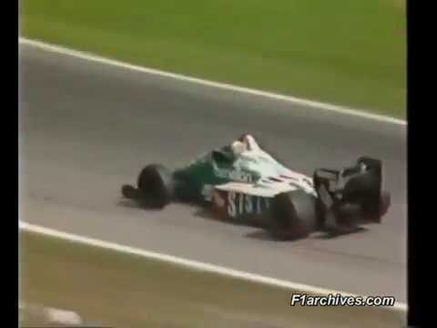Formula 1 1986 Austrian GP At The Osterreichring (BBC Highlights)