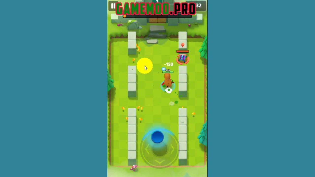 Archero v1 1 3 Mod | 1 HIT | God Mode - Download [Android & IOS