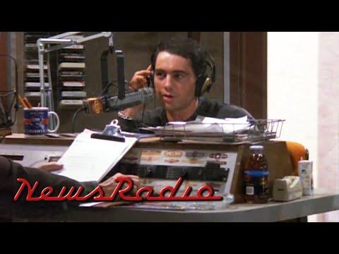 Joe (Joe Rogan) Is On The Air! | NewsRadio