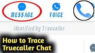 How to Recover Truecaller Chat
