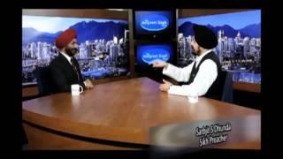 Bhai Sarbjit Singh Dhunda @ Harpreet Singh Show
