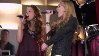 Los chicos cantan ¨Hoy Somos Más¨  | Momento Musical | Violetta