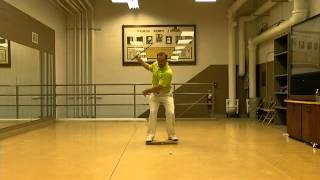 Golf Biomechanics Application 101 student shoots 61 after this lesson