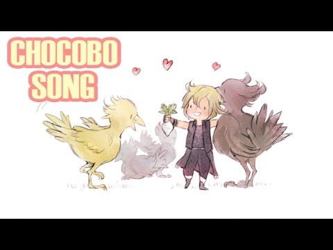 Prompto's chocobo song!
