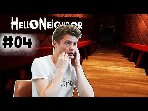 Wir öffnen den KELLER DES SCHRECKENS!  Hello Neighbor #04  Spielkind Gaming
