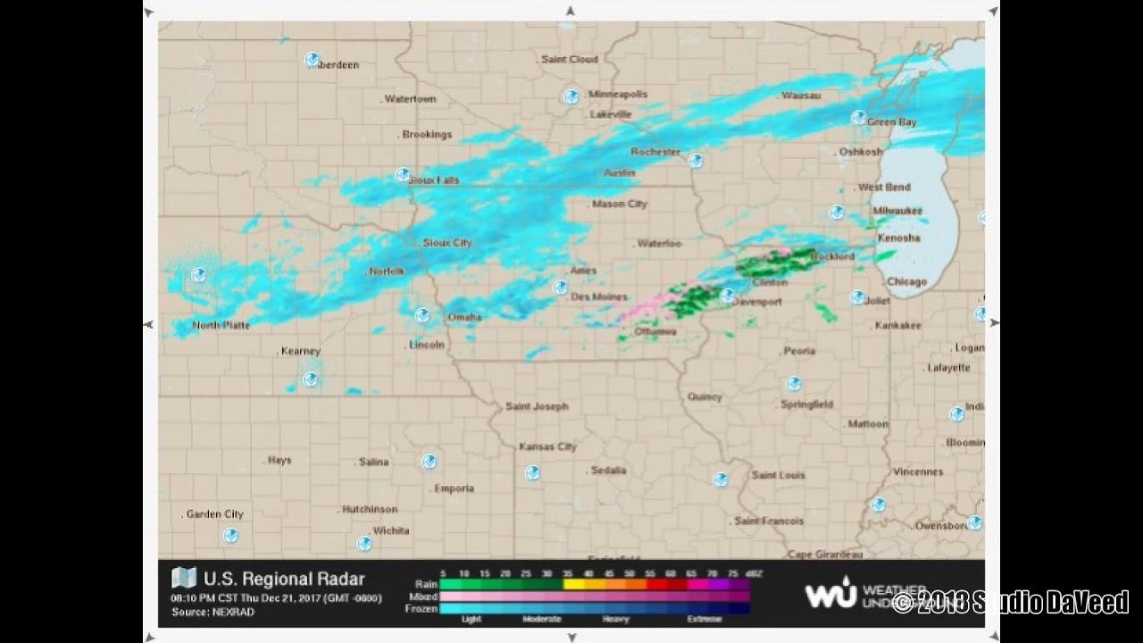 Weather Map Iowa Nws Radar Image From Quad Cities Ia Weather - Omaha nebraska weather radar