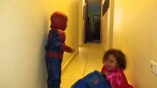 Ana y Spider man Thumbnail