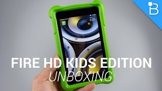 Amazon Fire Hd Kids Edition Unboxing!