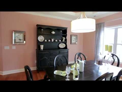 Village at Motts Landing Wilmington NC Retirement Community - Sanibel Home Tour