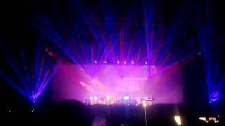Jean Michel Jarre - Chronologie Part 2 [ Live In Belgrade 10.10.2011 ]