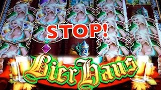Bier Haus - *Big Win* +RETRIGGERS! - Slot Machine Bonus