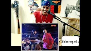 PAWAN KALYAN #blaazespeaks - my reaction video to the 'Power Star Rap' by BlaaZe