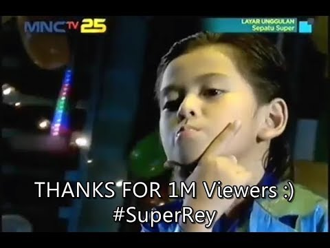 Rey Bong - Aksi Dance Reyhan (ReyBong) di Sinetron Sepatu Super