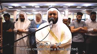 Mishary Al Afasy HD || 2017 USA Tour || Beautiful Recitation of Surah Taariq