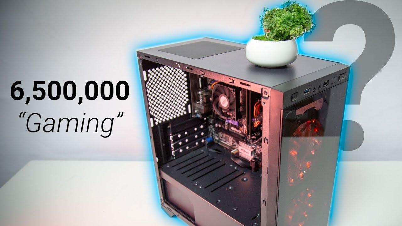 Có Thể Chơi Game Gì Với Chiếc PC Gaming SIÊU RẺ Này?