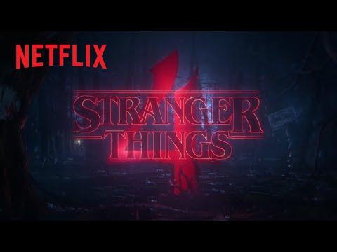Stranger Things 4 | Officiel bekendtgørelse