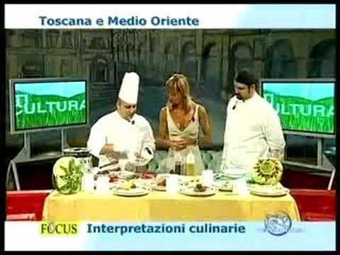 cucina toscana e araba chef executive luca e shady  YouTube