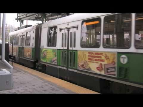 3 Car Trains on the MBTA Green Line