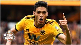 Raúl Jiménez ESTÁ LISTO para jugar en un equipo grande de la Premier League | Futbol Picante
