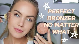 Quick 5: BEST Bronzer Application Tips/Hacks You May Not Know | Mariah Leonard