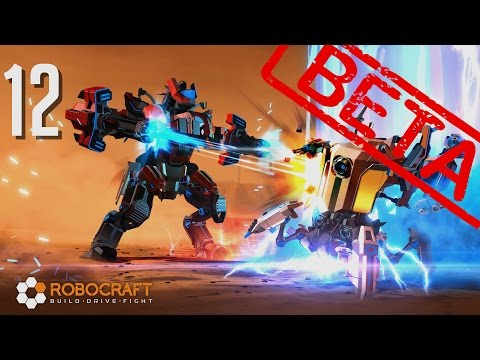 [F2P] Robocraft - BETA - Ep. 12 [FR] by Marcus Bonus ...