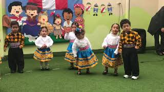 Actuación de Luna fiestas patrias (parte2)