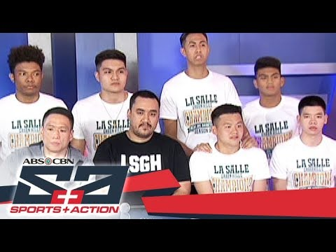 The Score: La Salle Greenhills Greenies are excited to defend their title