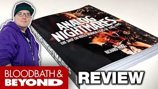 Analog Nightmares: The Shot On Video Horror Films of 1982-1995 - Book Review