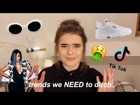 trends we need to ditch in 2019