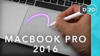MacBook Pro Preview - Apple