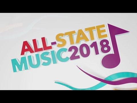 The 2018 All-State Music Festival