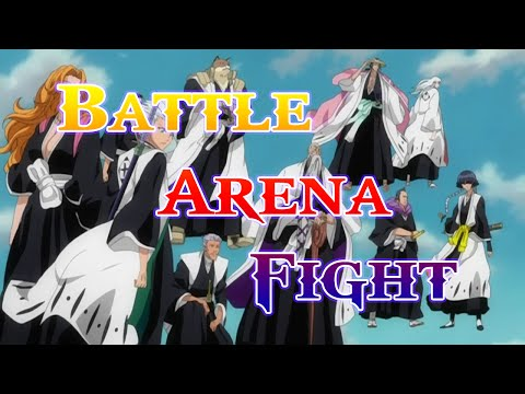 Bleach Game - Battle Arena Fight - Browser Online Games