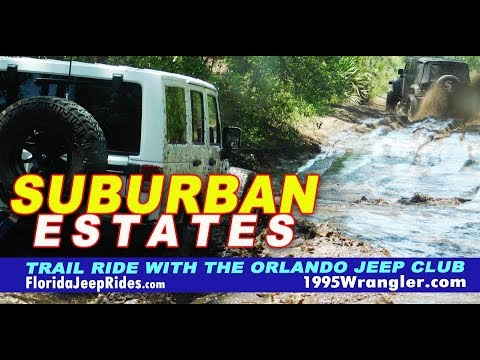 Suburban Estates Trip To South Beach With Orlando Jeep Club