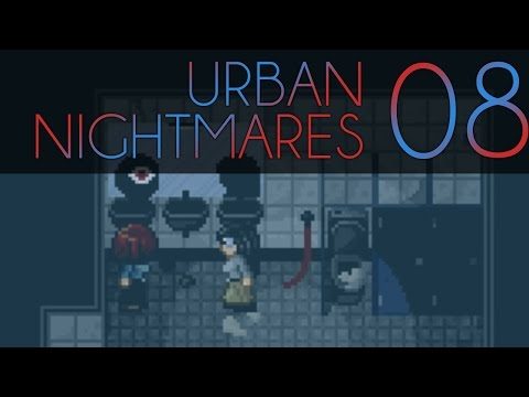 URBAN NIGHTMARES #08 - Supermarkt - Let's Play Urban Nightmares [RPG-Maker|German]